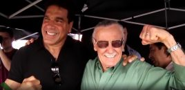"Stan Lee Says Lou Ferrigno ""Was Born To Be The Hulk"" + Presents Lifetime Achievement Award"