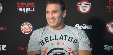 "Ken Shamrock Plans To Avenge ""Disrespectful"" Royce Gracie Fights + Surprise Fans at Bellator 149"