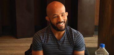UFC 197: Champ Demetrious Johnson On Cejudo's Skills, OSP's Coaching Choices