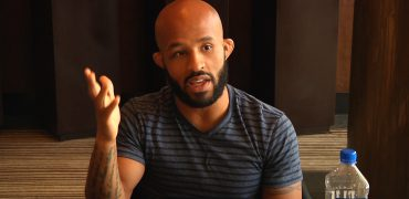 UFC Champ Demetrious Johnson Thinks Chris Weidman Can't Match Luke Rockhold's Athleticism