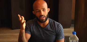 UFC Champ Demetrious Johnson Thinks Chris Weidman Can't Match Luke Rockhold's Athleticism