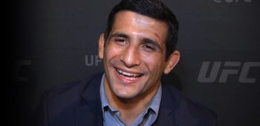 UFC Tampa's Beneil Dariush Talks Chiesa Fight, Challenging RDA + Training With Machida