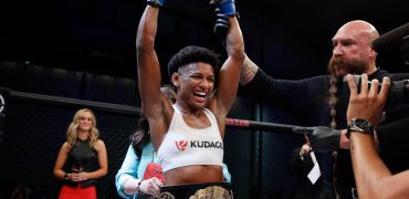2016-05-07 Invicta FC 17 Angela Hill Becomes New Strawweight Champion
