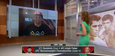 UFC 199's Urijah Faber Admits Dominick Cruz Gets Under His Skin