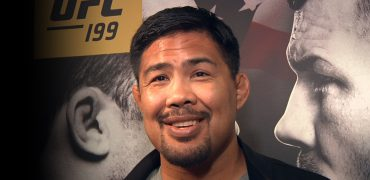 UFC Veteran Mark Munoz Believes Underdogs Bisping + Faber Can Win At UFC 199
