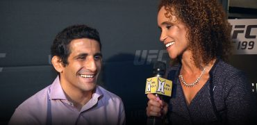 UFC 199: Beneil Dariush Says He'll Know What Went Wrong Against Chiesa When He Fights Vick