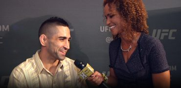 UFC 199: Ricardo Lamas On Holloway's Style, Beating Diego Sanchez, Riding Harleys + Title Shots