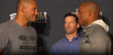 UFC 199: Media Day Staredowns: Holloway-Lamas, Henderson-Lombard + 6 More Fights