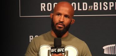 UFC 199 Q&A with Flyweight Champion Demetrious Johnson (complete / unedited)