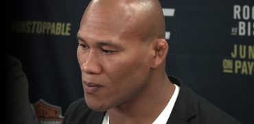 Jacare Souza Explains Knee Injury, Celebrates Hendo's Win At UFC 199