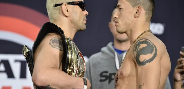 Bellator 156: Galvao vs. Dantas 2 Weigh-in Photos