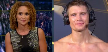 "Stephen ""Wonderboy"" Thompson Reacts To Win Over Rory MacDonald"