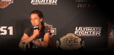 TUF 23 Finale: Jedrzejczyk vs Gadelha 2 Post-Fight Press Conference (LIVE! / Complete / Unedited)