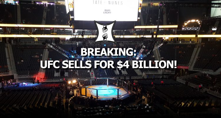 WME | IMG TO ACQUIRE UFC® Leading Mixed Martial Arts Organization Poised For International Growth Through Powerful WME | IMG Platform