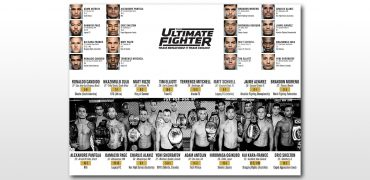 Cast Revealed For The Ultimate Fighter: Team Benavidez vs Team Cejudo