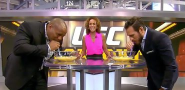 UFC Tonight: Cormier + Florian Compete For The Lemon Juice Drinking Guinness World Record