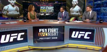 UFC Fight Night Salt Lake City: Santiago Ponzinibbio vs. Zak Cummings Highlights