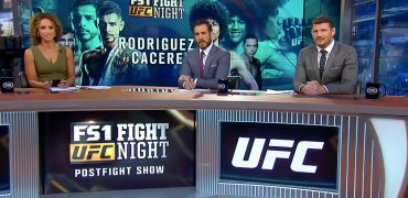 UFC Fight Night Salt Lake City: Yair Rodriguez vs. Alex Caceres Highlights