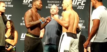 UFC 202: Complete Weigh-Ins + Staredowns: Nate vs Conor, Rumble vs Glover, Story vs Cerrone + More!