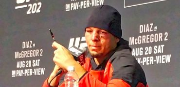 UFC 202: Nate Diaz On Loss To McGregor, Why $2 Million Isn't Enough; Wants Trilogy Fight Next
