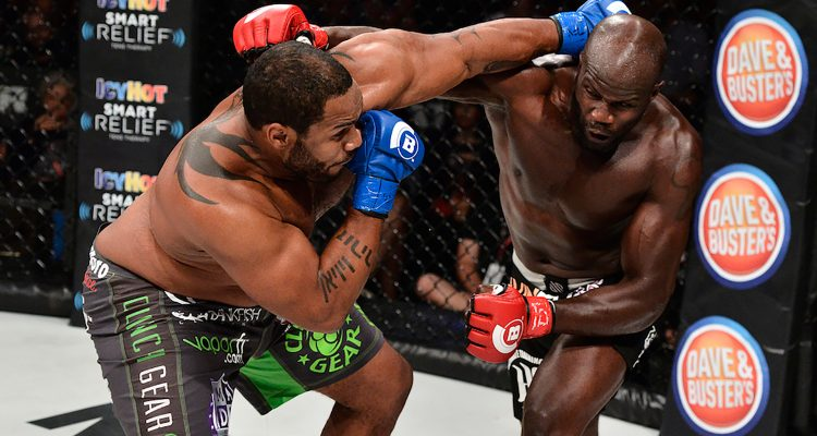 Bellator 161: Kongo vs Johnson (photos)