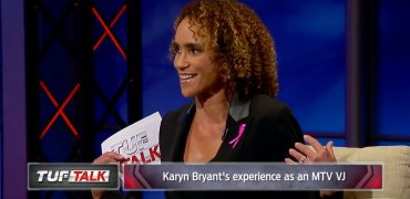FS1's TUF Talk: Karyn Bryant and Matt Schnell Reminisce About Their Days At MTV