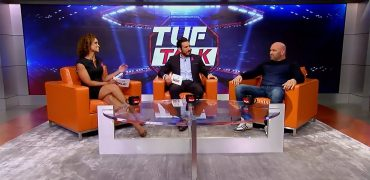 UFC President Dana White Joins Karyn Bryant + Kenny Florian on FS1's TUF Talk