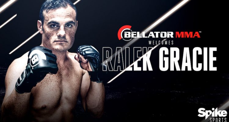 Ralek Gracie Signs With Bellator MMA, Days After Ryron and Rener Gracie Call Him Dishonorable