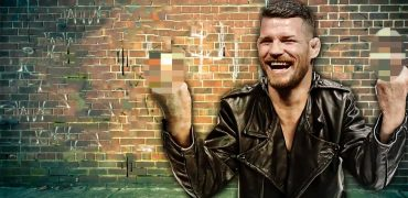 UFC Middleweight Champ Michael Bisping Gives Zero F***s