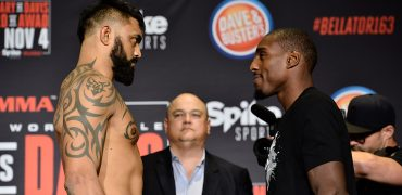 Bellator 163: McGeary vs Davis Weigh-In Results (photos)