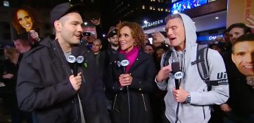 "UFC Tonight: Chris Weidman and Stephen ""Wonderboy"" Thompson Join Karyn Bryant to Talk About UFC 205"