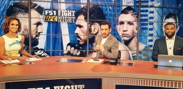FS1 - UFC Fight Night Sao Paulo: Bader vs Nogueira 2 Weigh-Ins