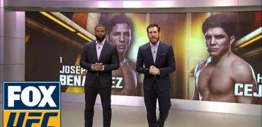 UFC Tonight Predictions: Kenny Florian, Tyron Woodley + Karyn Bryant Talk TUF 24 Finale