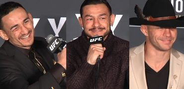 UFC 206 Post-Fight Press Conference: UFC FW Champ Max Holloway, Cub Swanson + Donald Cerrone (LIVE!)