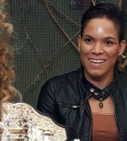 Champ Amanda Nunes + Nina Ansaroff Talk UFC 207 Rousey Fight + More!