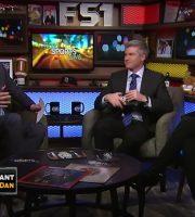 "Karyn Bryant Talks Ronda Rousey + Conor McGregor's ""13th Jockey"" On FS1's FOX Sports Live With Jay And Dan"