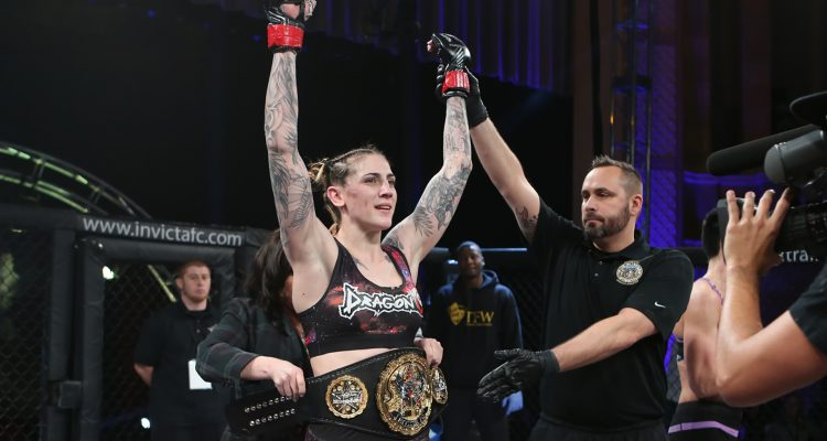 Invicta FC 21: Anderson vs Tweet (photos)