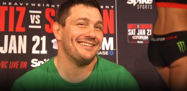 Bellator 172's Matt Mitrione Says Fedor Is GOAT; Talks Russian Camp Hacking, Tito's Legacy + Unions