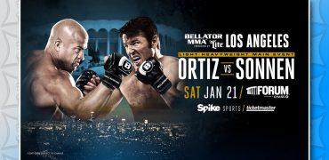 Bellator 170: Tito Ortiz vs Chael Sonnen