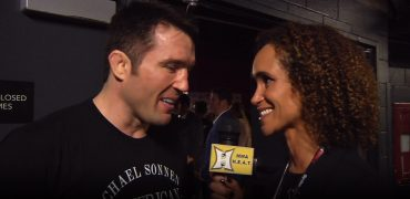 Bellator 170: Chael Sonnen Squashes Rumors: Says Tito's Choke Was Real + He'd Never Quit