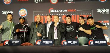 FULL Bellator 170 Post-Fight Presser: Ortiz, Sonnen, Daley, Kato,Sanchez + Campos (LIVE!)