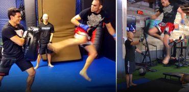 "UFC 209: Tony Ferguson Trains ""Like A Ninja."" Says Khabib Is Boring + Talks Conor Fight"