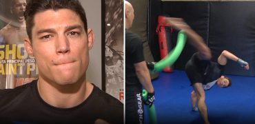 UFC's Alan Jouban (Finally!) Gets Top 10 Opponent In Nelson; Puts RDA On Blast