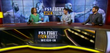 UFC Fight Night Halifax: Lewis vs Browne Official Weigh-ins