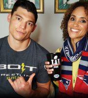 MMA H.E.A.T. Podcast #105: Patriots Win Super Bowl LI! UFC Houston: Korean Zombie, Herrig + Andrade