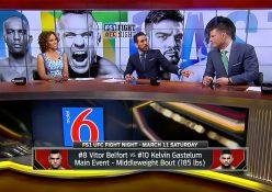 FOX Sports Preview Of Vitor Belfort vs Kelvin Gastelum