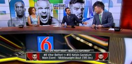 FOX Sports Preview Of Vitor Belfort vs Kelvin Gastelum