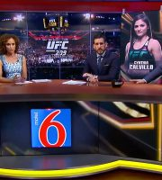 Newcomer Calvillo Submits TUF's Cooper At UFC 209