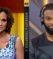 """#AndStill: Tyron Woodley Discusses Win Over """"Wonderboy"""" At UFC 209"""