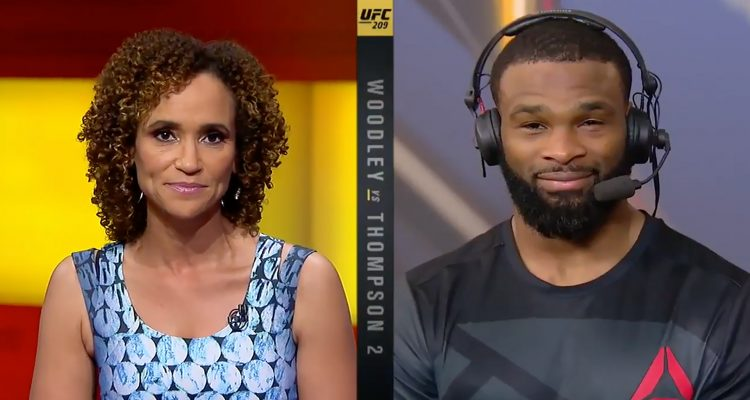 "#AndStill: Tyron Woodley Discusses Win Over ""Wonderboy"" At UFC 209"